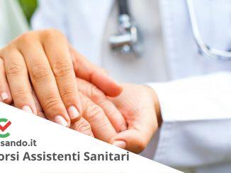 Concorsi Assistenti Sanitari