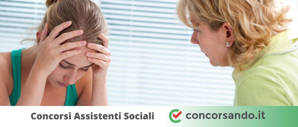 Concorsi Assistenti Sociali