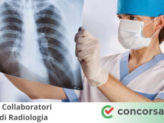 Concorsi Collaboratori Tecnici di Radiologia