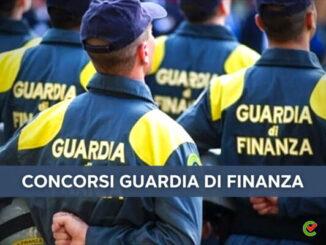 Concorsi Guardia di Finanza