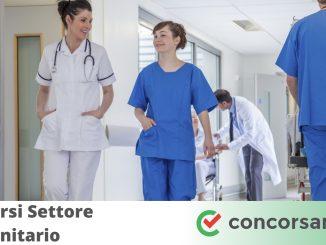 Concorsi Settore Sanitario