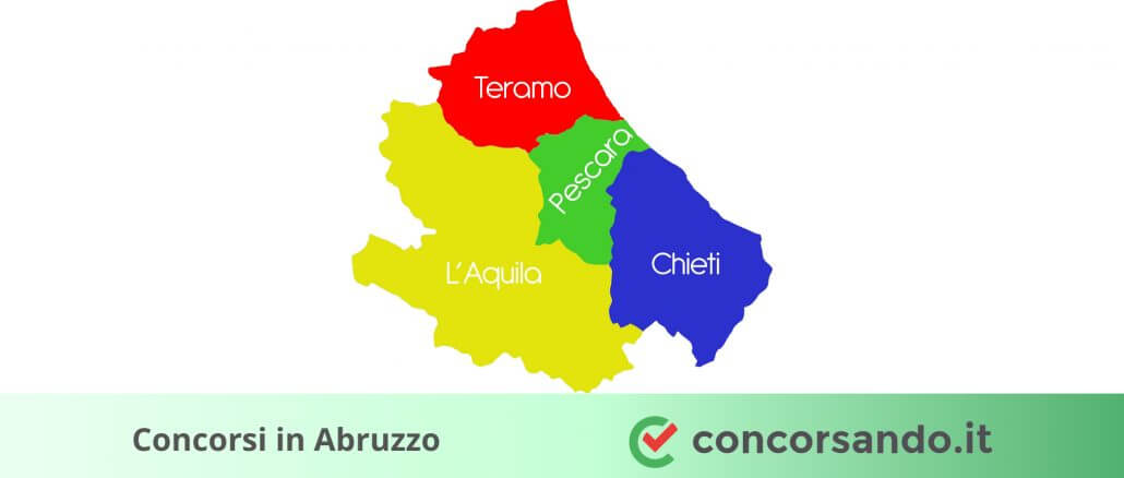 Concorsi in Abruzzo
