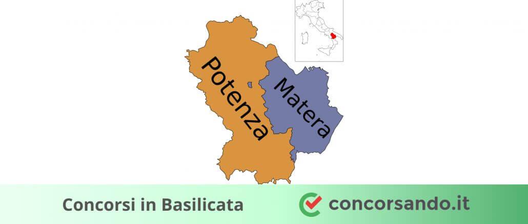 Concorsi in Basilicata (1)