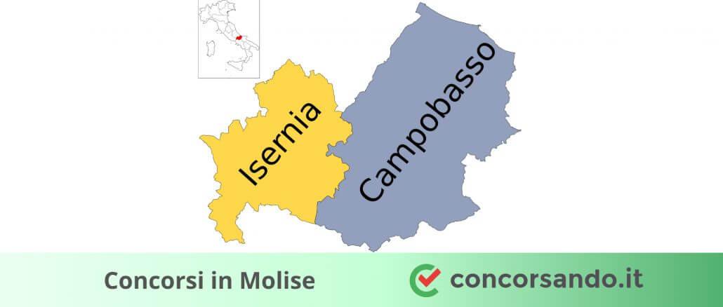 Concorsi in Molise (1)