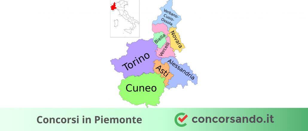 Concorsi in Piemonte (1)