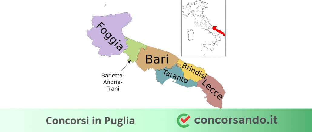 Concorsi in Puglia (1)