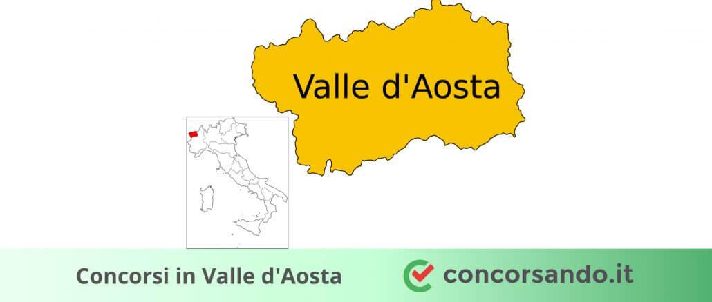 Concorsi in Valle d'Aosta (1)