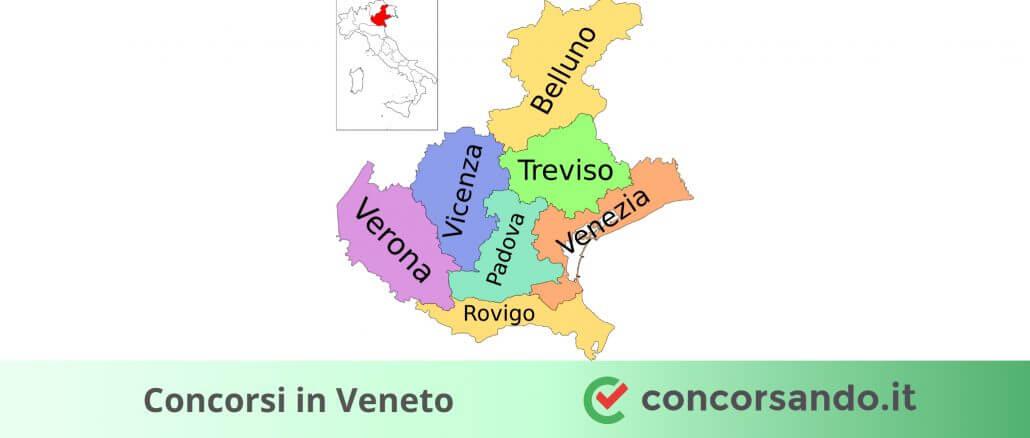 Concorsi in Veneto (1)
