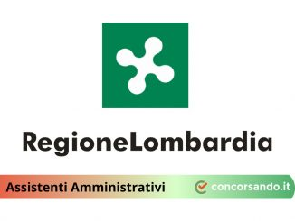 Concorso Assistenti Amministrativi Regione Lombardia (1)