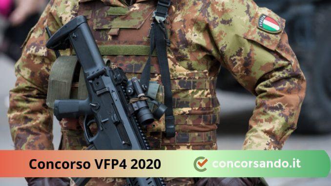Come diventare VFP4 Esercito