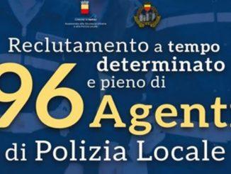 Concorso Vigili Urbani Comune Napoli