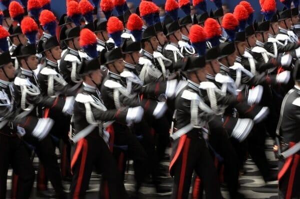 Concorso Allievi Marescialli Ruolo Ispettori Arma dei Carabinieri