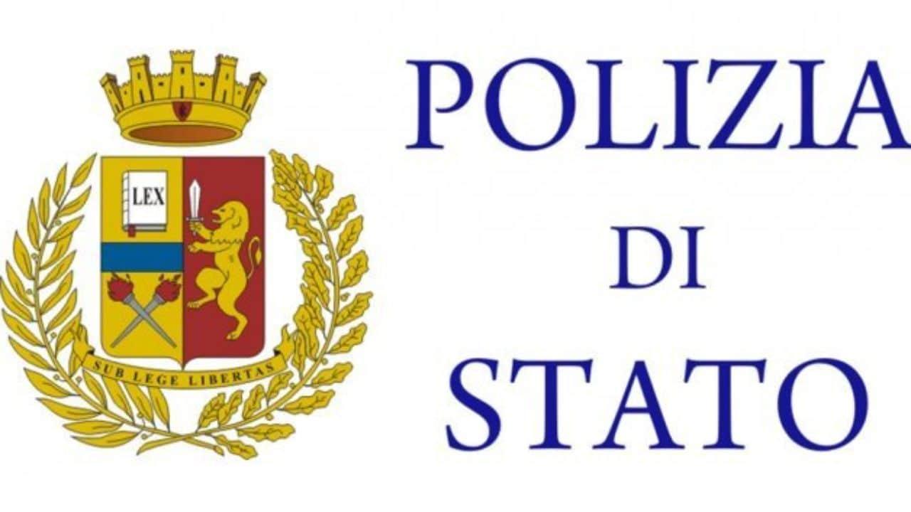 Logo Concorso Polizia di Stato