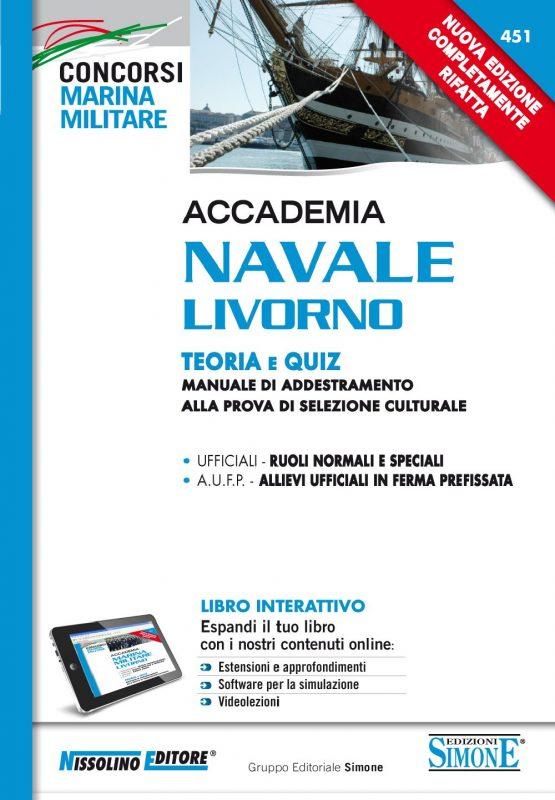 Accademia Navale Livorno – Teoria e Quiz