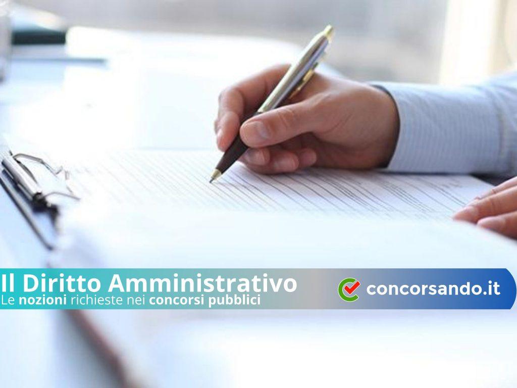 Appunti di Diritto Amministrativo