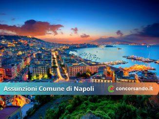 Assunzioni Comune di Napoli
