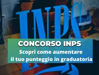 Certificazioni Concorso INPS
