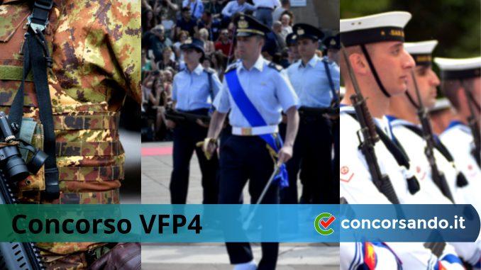 Come studiare per il Concorso VFP4