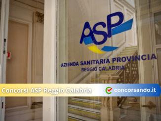 Concorsi ASP Reggio Calabria