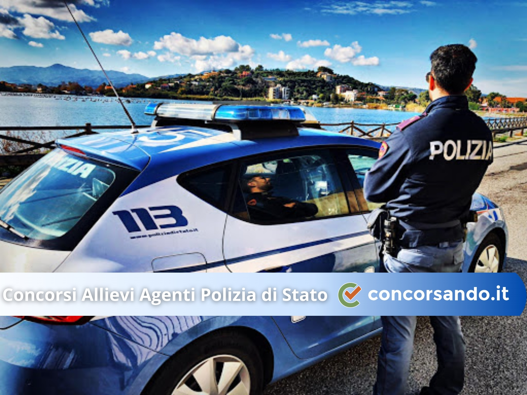 Concorsi Allievi Agenti Polizia di Stato