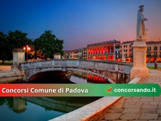 Concorsi Comune di Padova