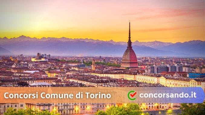 Concorsi Comune di Torino