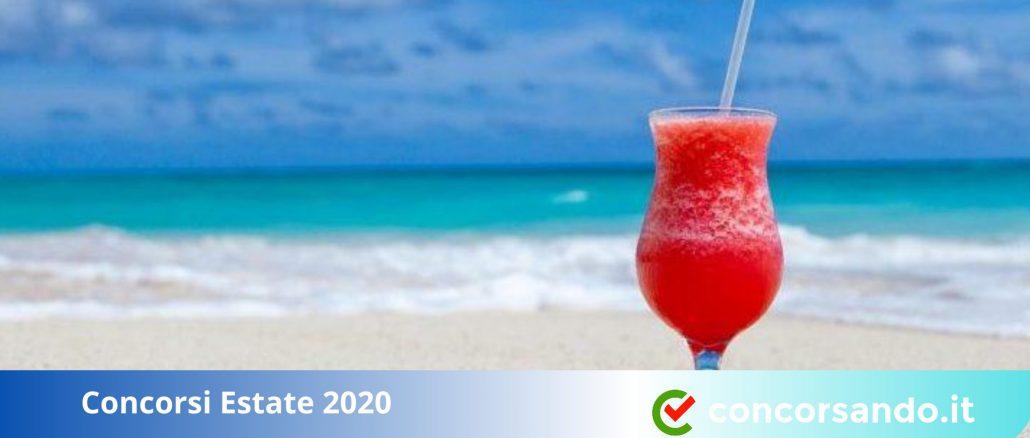 Concorsi Estate 2020
