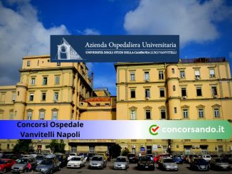 Concorsi Ospedale Vanvitelli Napoli