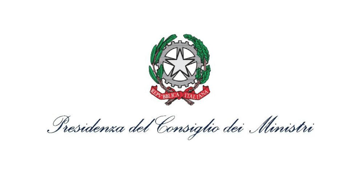 Concorsi Presidenza del Consiglio