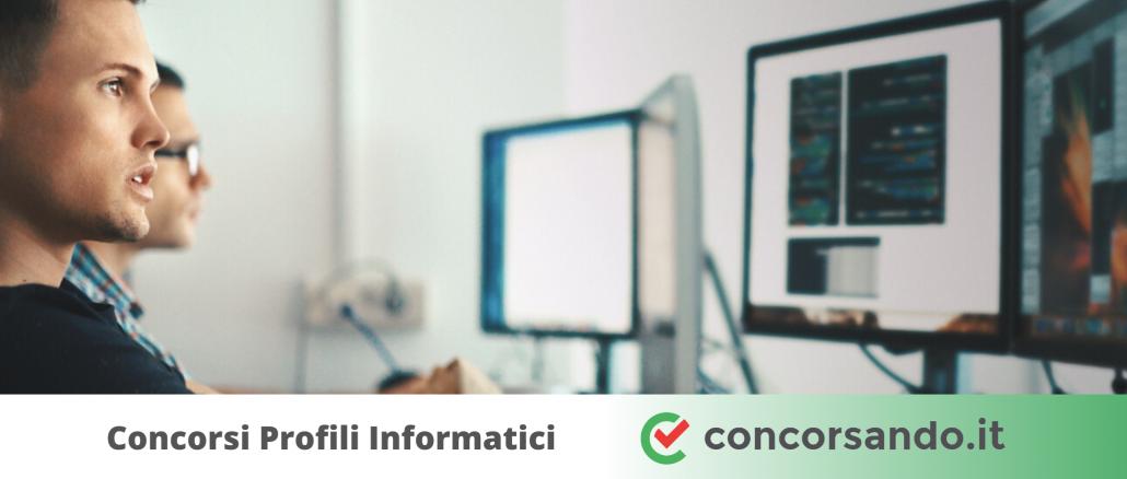 Concorsi Profili Informatici
