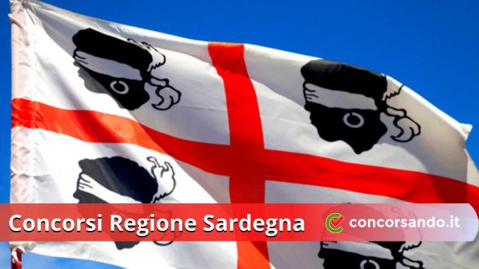 Concorsi Regione Sardegna