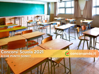 Concorsi Scuola 2021
