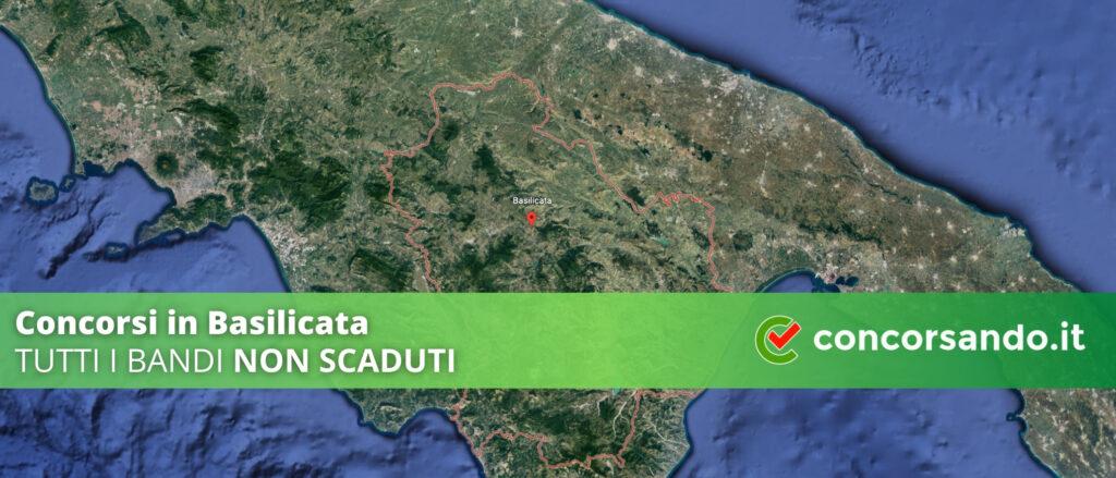 Concorsi in Basilicata