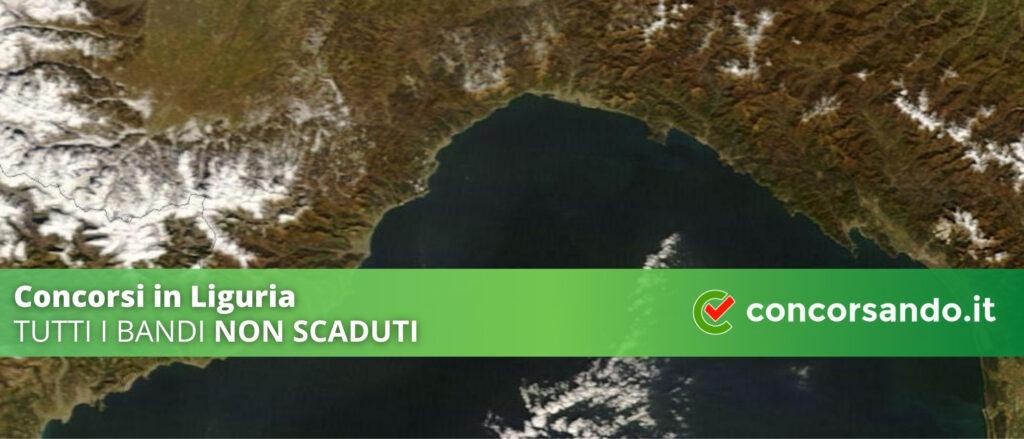 Concorsi in Liguria