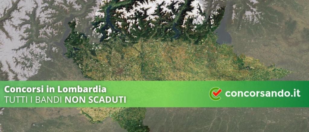Concorsi in Lombardia