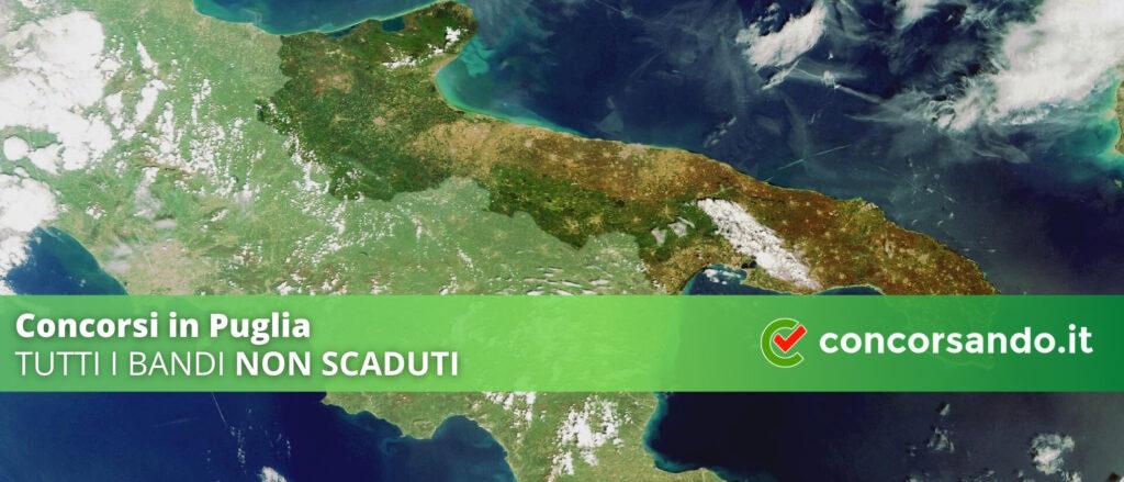 Concorsi in Puglia