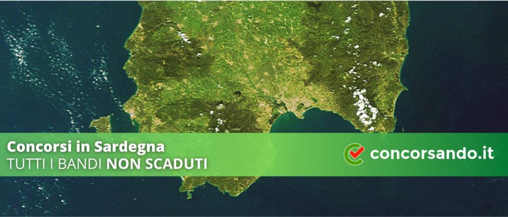 Concorsi in Sardegna