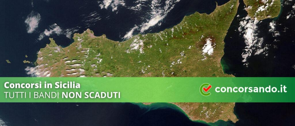Concorsi in Sicilia