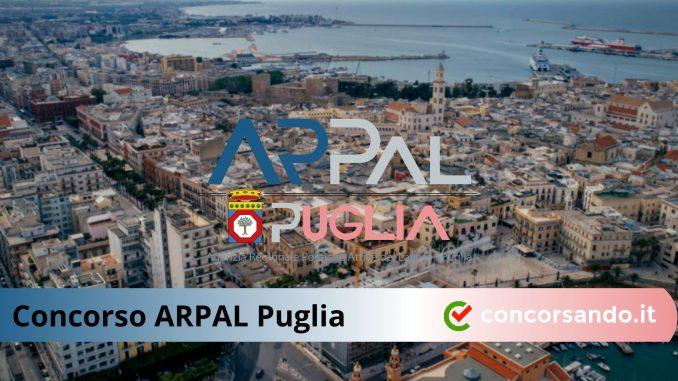 Concorsi ARPAL Puglia