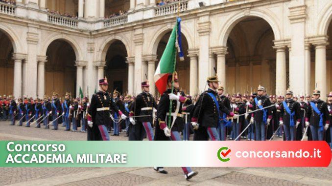 Concorso Accademia Militare