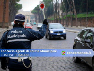 Concorso Agenti di Polizia Municipale Comune di Bacoli