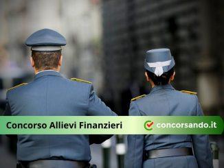 Come diventare Finanziere
