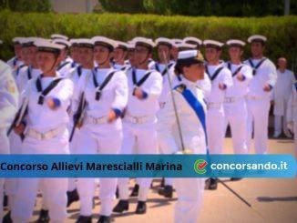 diventare maresciallo della Marina