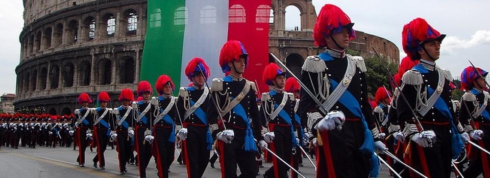 Concorso Allievi marescialli carabinieri 2018