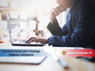 Concorso Centri Per L'Impiego Regione Campania Prova Scritta