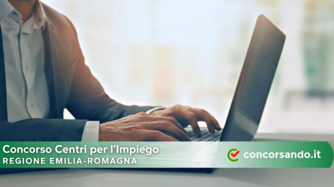 Concorso Centri per l'Impiego Regione Emilia-Romagna