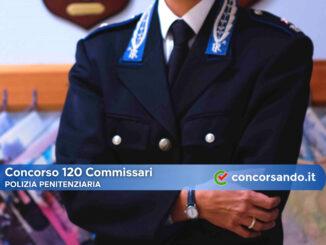 Concorso Commissari Polizia Penitenziaria