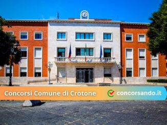 Concorsi Comune di Crotone