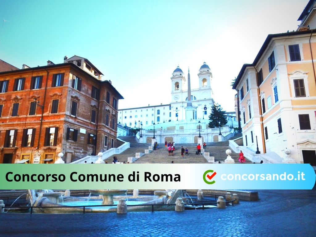 Concorso Comune Di Roma 2021 Riaperti I Termini Come Partecipare
