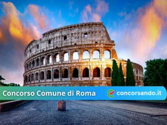 Concorso Comune di Roma 2021